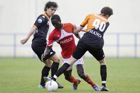 Le Standard s'est incliné face à Utrecht.