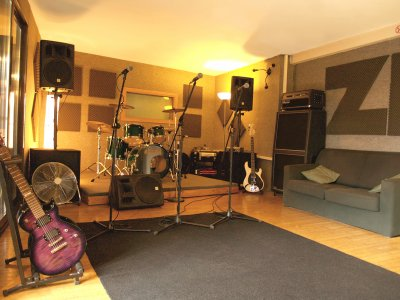 Bienvenue au Studio !
