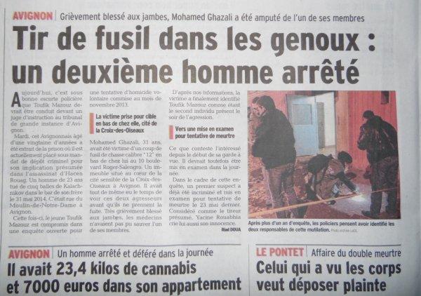 Avignon pour pas changer