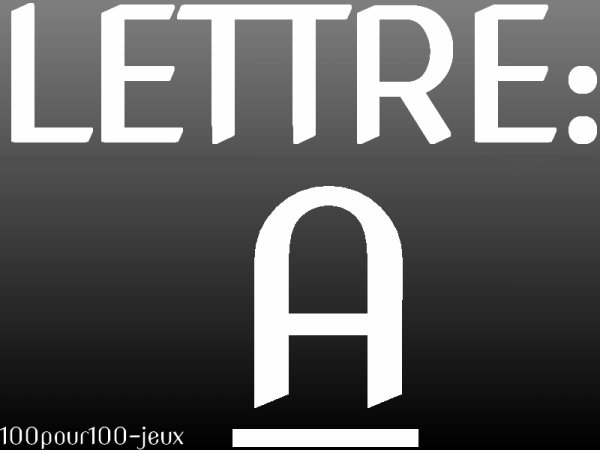 trouver mot avec lettre