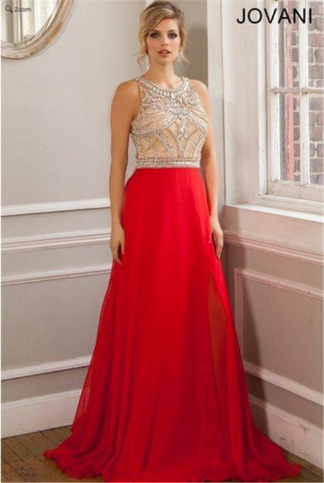Amazing long red prom dresses by Jovani - LongfellowWinnie\'s blog