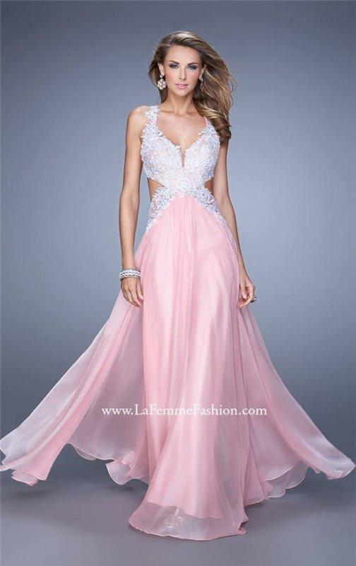 La femme 20692 prom dress is beautiful colors - LongfellowWinnie\'s blog