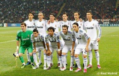 VIVE  ASO ET R.MADRID