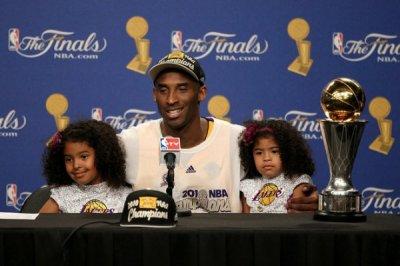 KOBE BRYANT. CHAMPION NBA ET ELU MVP 2010