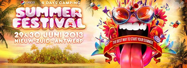Summerfestival 2009 - 2010 - 2011 - Official Aftermovie !