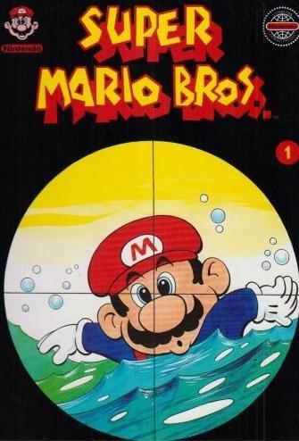 La BD s'intéresse à l'Histoire de Mario !