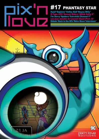 Pix'n Love #17 : la couverture !