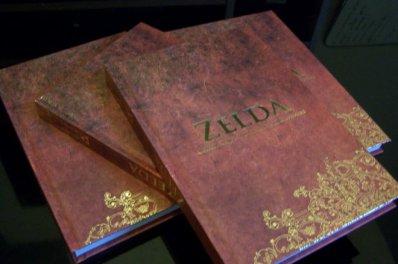 Zelda... Le grimoire...