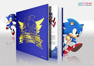 "Annonce : ""L'Histoire de Sonic"" version Collector !"