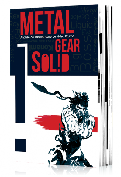 Metal Gear Solid : Une oeuvre culte d'Hideo Kojima