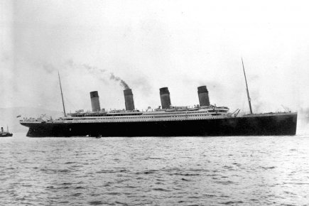 Hommage au Titanic