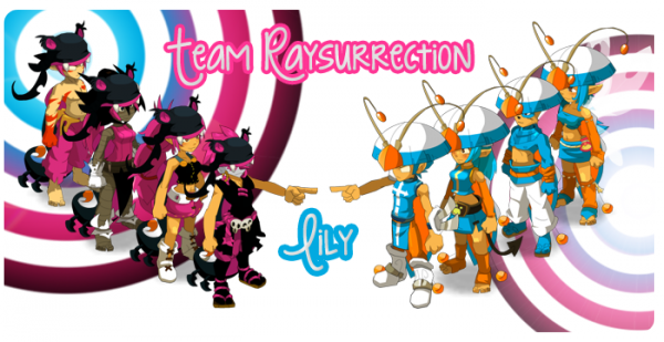 Team Raysurrection Dofus.