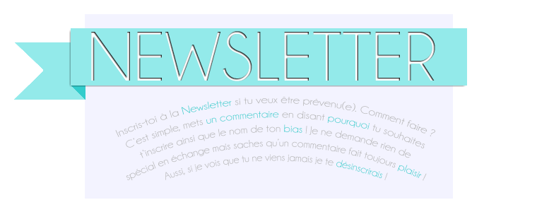 Article 4 : NEWSLETTER