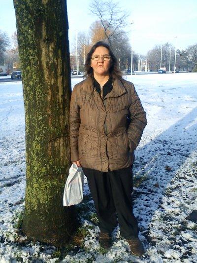 très belle journée avec mon mari a bruges le 27- 11- 2010
