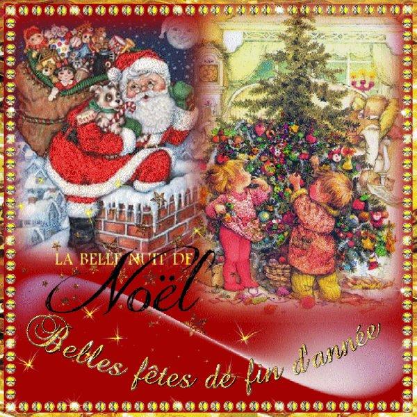 Bonjour ...je vous souhaite un Joyeux Noèl et une Bonne et Heureuse Année ! !