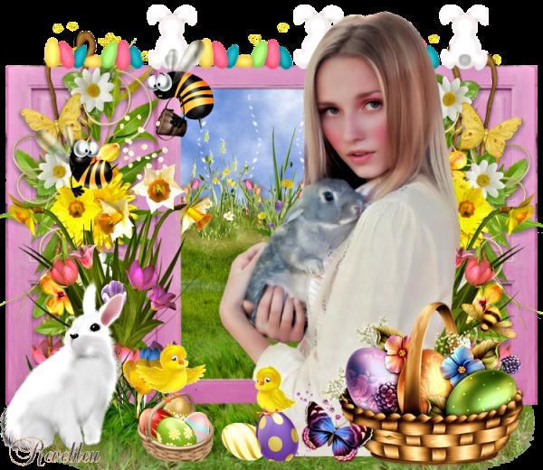 Bonne Fêtes de Pâques à tous Merci à mes amis pour leurs jolis caseau...Blanche628 et petitemamiedu13 et.double--kiss-k-do et Revebleu