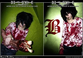 Cosplay death note BB ^^