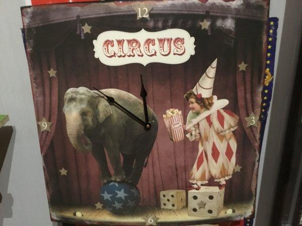 Ma Pendule Circus