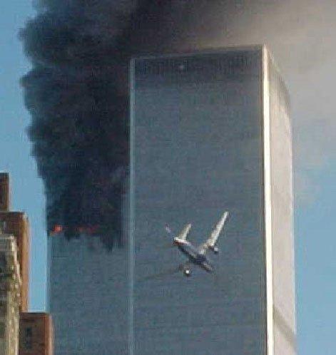 une   pensée pour les  victime  du 11 septembre 20001