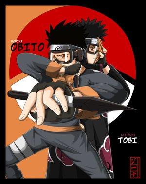 Obito,Tobi ou Madara