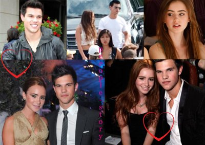 Taylor Lautner a une nouvelle copine !