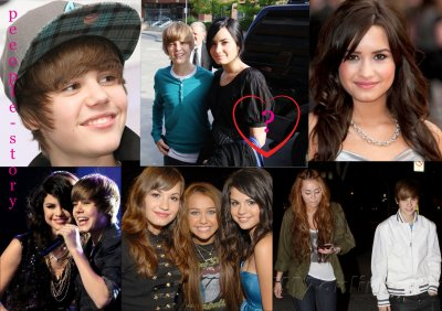 Justin Bieber amoureux de Demi Lovato !