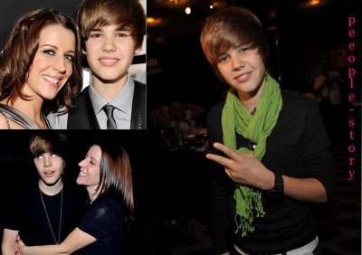 """Justin Bieber """"Ma mère est alcoolique"""""""