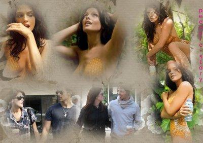 Ashley Greene pose nue !