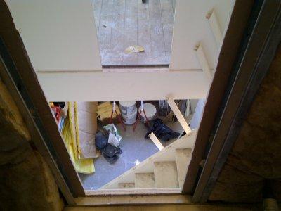 per age des fenetres dans la cage d 39 escalier r novation de la maison