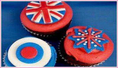 . Origine des cupcakes .