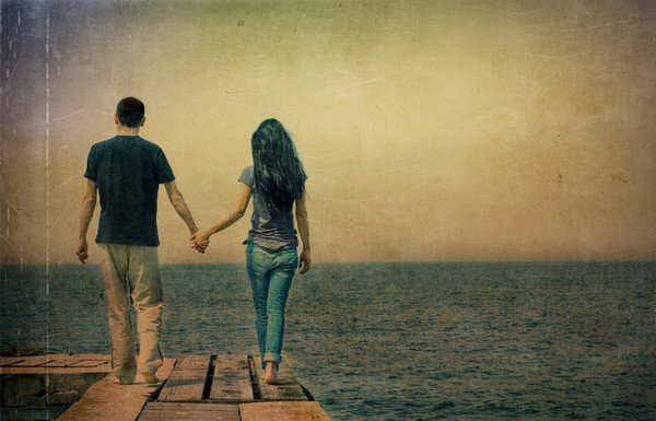 Tomber amoureuse, c'est tomber quand même.