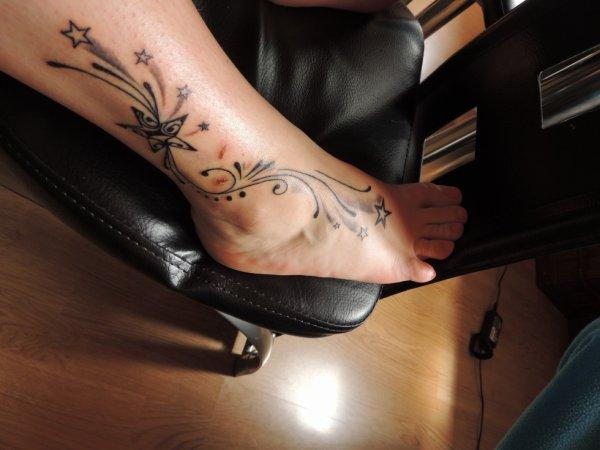 Mon nouveau tatouage :)