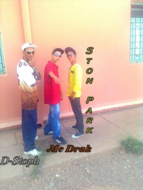 D-stoph Feat Mc Drak Feat Ston-Park