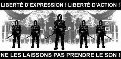 raz le bol de la répression