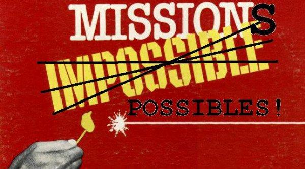Jeux de missions