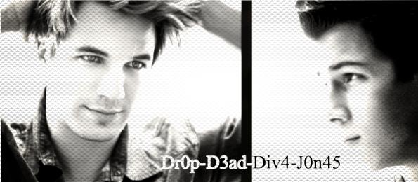Drop Dead Diva Jonas