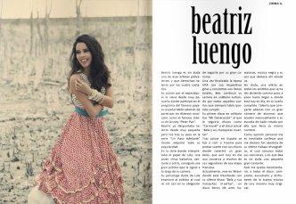 Articolo rivista Lenne Magazine