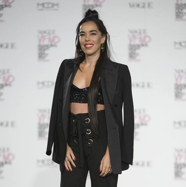 "Beatriz al ""Vogue Fashion's Night Out"""