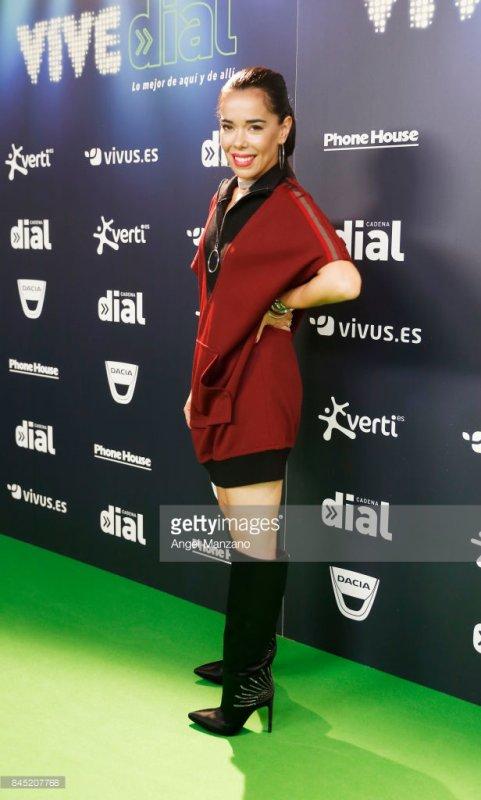 """Beatriz al """"Vive Dial Music Festival"""