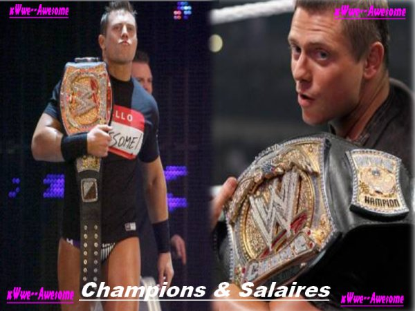 Champion on xWwe--Awesome / Ta meilleur source about Maryse & The Miz