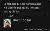 Kurt Cobain ♥♥♥