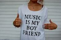 Mon plus grand amour est la musique