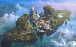 Chapitre 9 : Retrouvailles plus qu'atypiques... Arrivée dans un Royaume hors du temps !