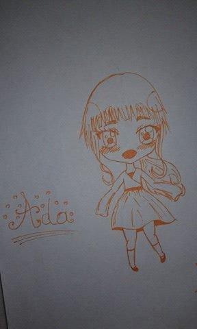 Les dessins de mes dolls <3