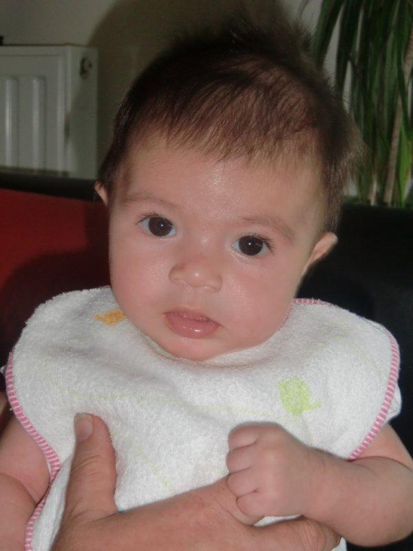 Kenza 3 mois