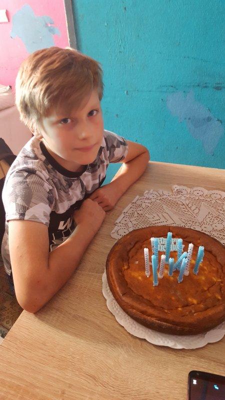 Steven..12 ans