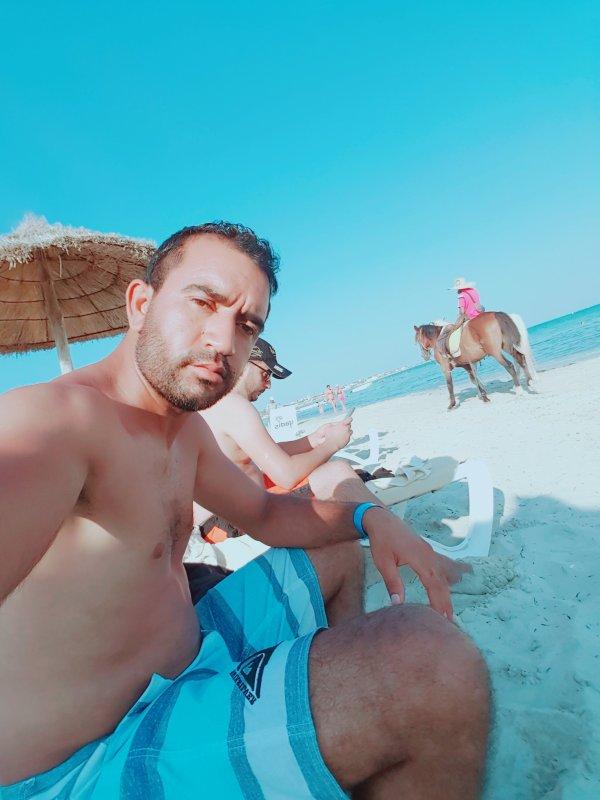 A la plage DJerba
