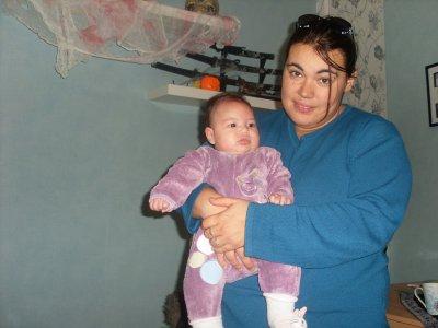 Sheyna et moi