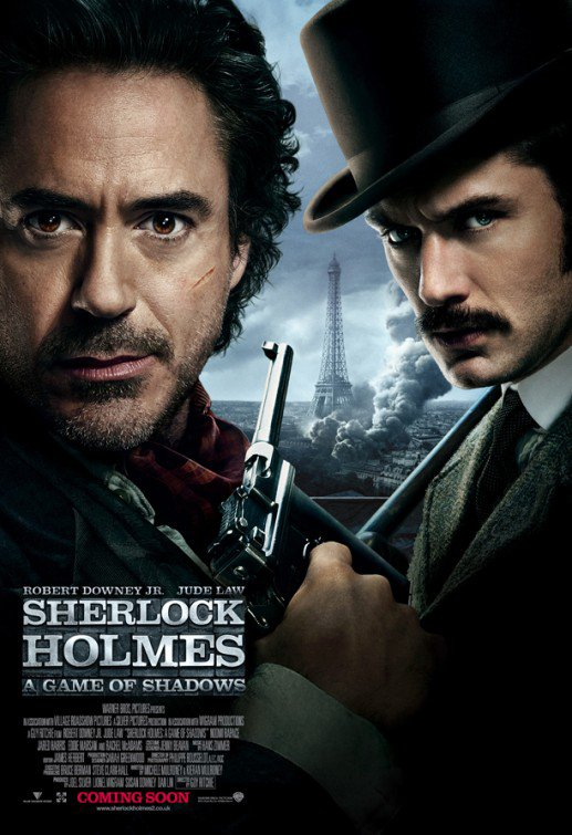 Sherlock Homes : Jeu d'ombre