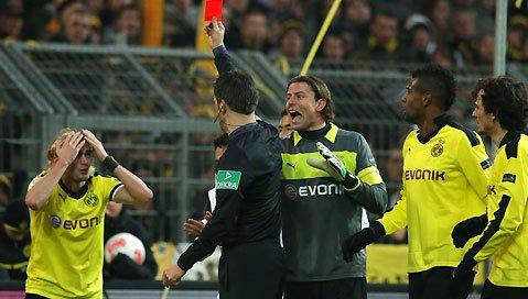Allemagne : Dortmund détrôné